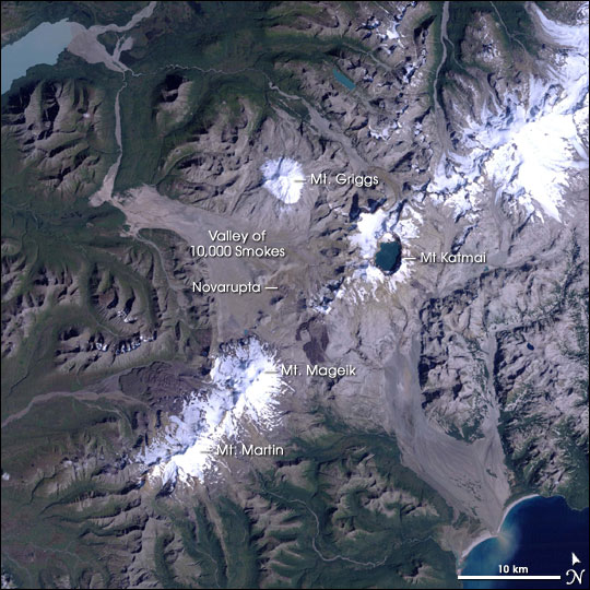 Katmai National Park and Preserve Alaska Image of the Day