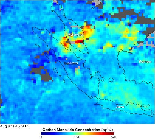 Air Quality Emergency in Malaysia