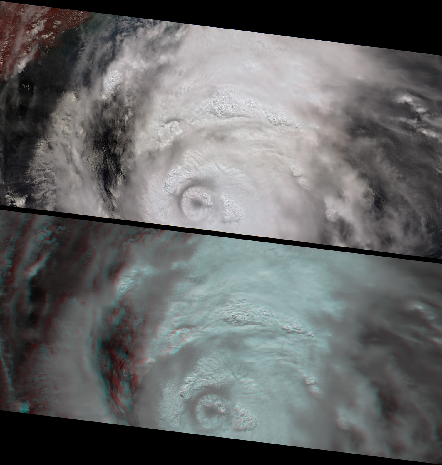 The Roiling Clouds of Katrina - related image preview