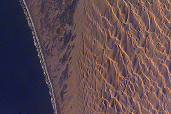 Dune Patterns, Namib Desert, Namibia - related image preview