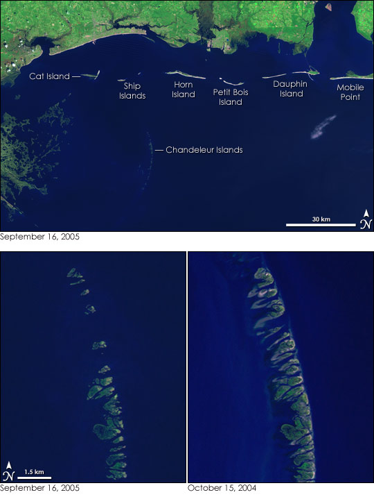 Chandeleur Islands