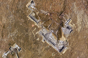 North Antelope Rochelle Coal Mine, Wyoming - related image preview