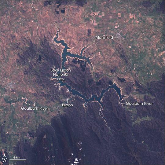 Lake Eildon National Park