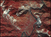 Landslides in Northern Pakistan