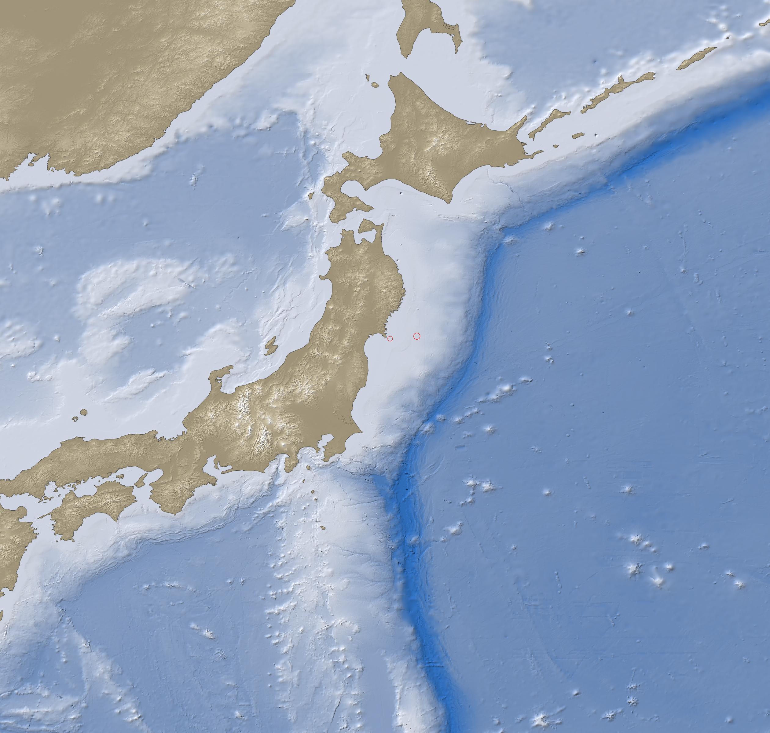 Earthquake and Tsunami near Sendai, Japan - related image preview