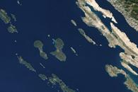 Islands off the Croatian Coast