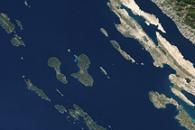 Islands off the Croatian Coast