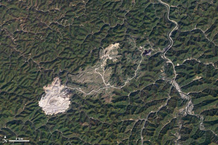 Hobet Mine, West Virginia