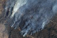 Large Fires in Northern Mexico