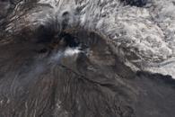 Bezymianny Volcano
