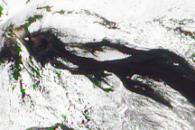Quiescent Mount Etna