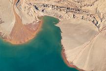 River Deltas, Lake Ayakum, Tibet