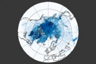 Seasonal Effects of Arctic Snow and Ice