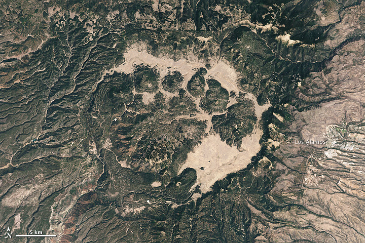 Valles Caldera New Mexico Image Of The Day