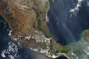 Busy 2011 Fire Season in Mexico
