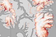 Ice Loss in the Canadian Arctic Archipelago