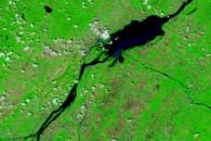 Flooding in Quebec and Northeastern U.S.