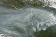 Fires in Eastern Russia