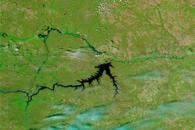 Flooding in Montana and North Dakota
