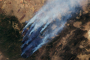 Wallow Fire, Arizona - selected image