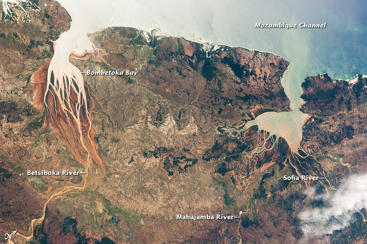 Estuaries, Northwest Coast of Madagascar