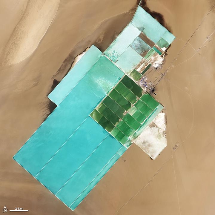 Lop Nur, Xinjiang, China