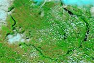 Historic Flooding along the Souris River