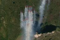 Wildfires in Western Canada