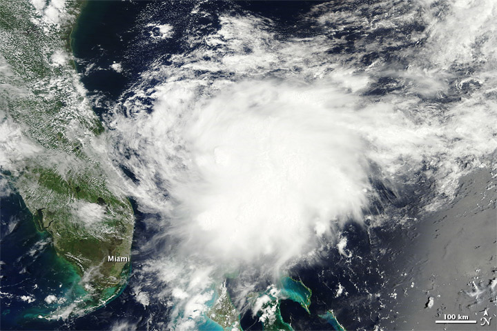 Tropical Storm Bret