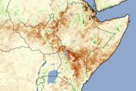 Severe Drought Causes Famine in East Africa