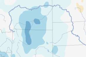 Record Runoff into the Missouri Basin