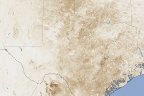 Texas Drought Disaster