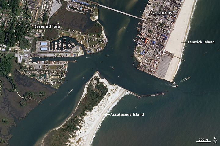 Sediment in Motion at Ocean City - related image preview