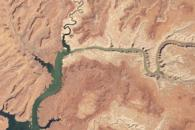 Runoff Raises Lake Powell