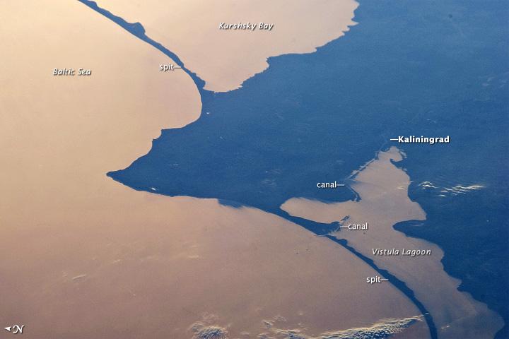 Kaliningrad, Baltic Sea, Russia