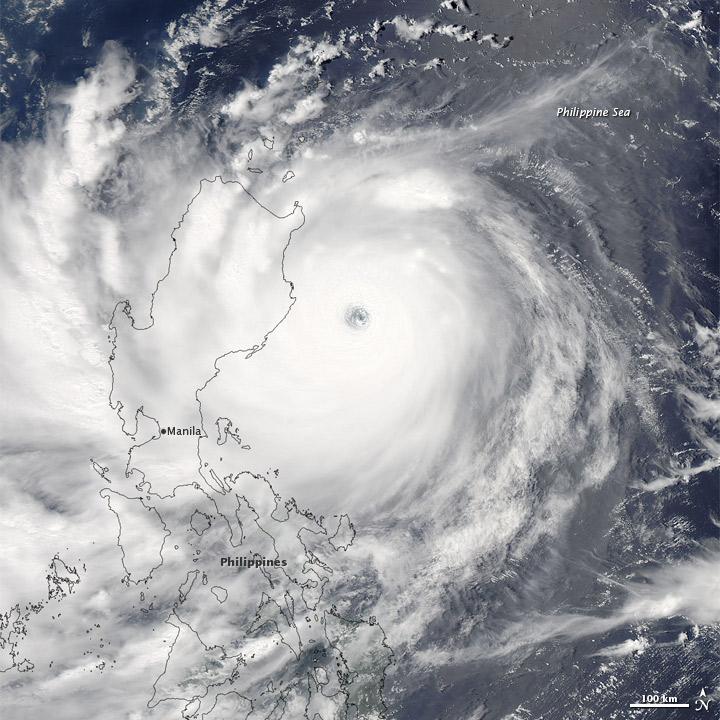 Super Typhoon Nanmadol