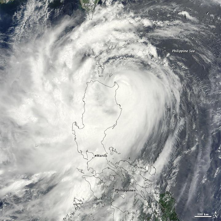 Typhoon Nanmadol