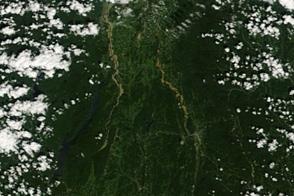 Floods in Vermont from Hurricane Irene