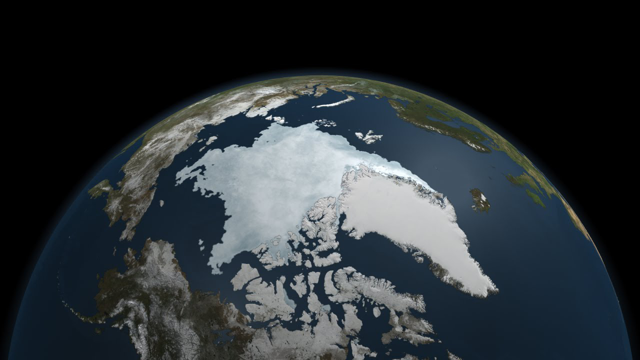 Approaching the 2011 Arctic Sea Ice Minimum - related image preview