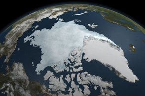 Approaching the 2011 Arctic Sea Ice Minimum