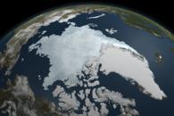 Approaching the 2011 Arctic Sea Ice Minimum