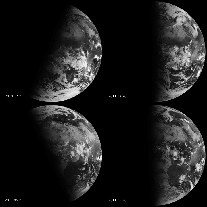 Seeing Equinoxes and Solstices from Space - related image preview