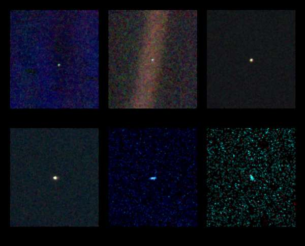 Solar System Portrait - Views of 6 Planets - related image preview