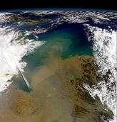Yangtze River Plume - selected image