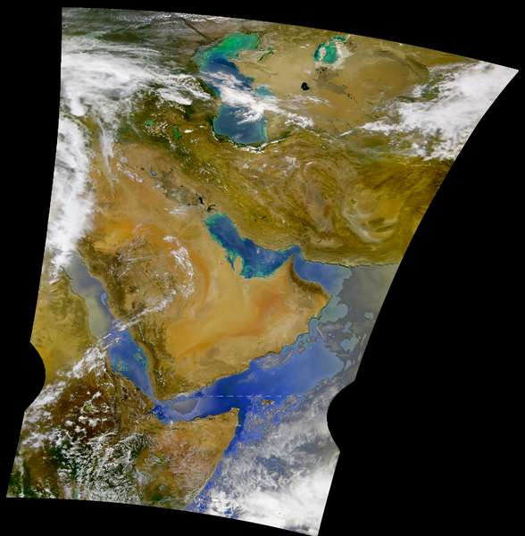 Middle East to Africa - related image preview