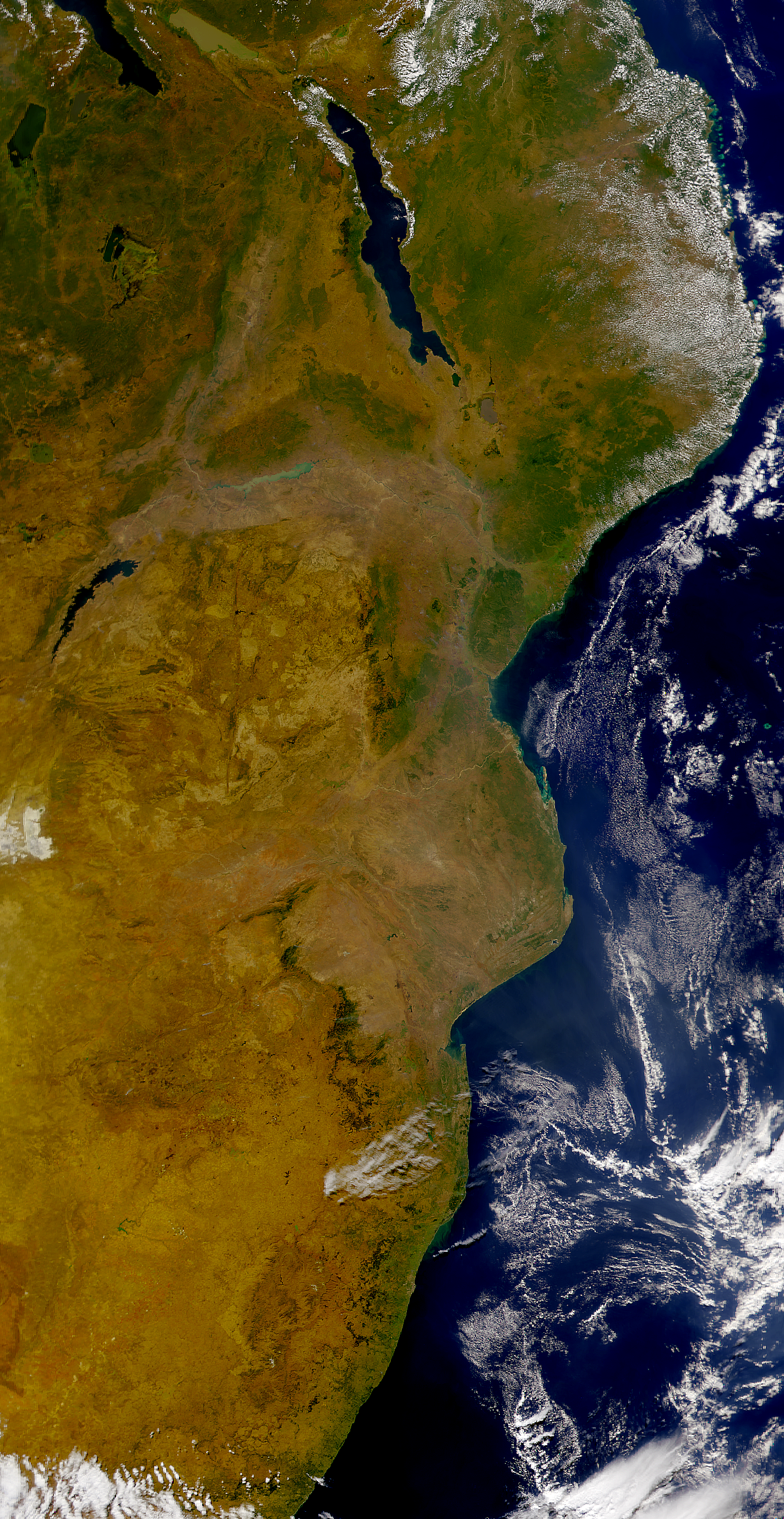 Southern End of African Rift Valley - related image preview