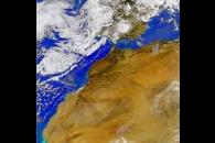 Gibraltar and Northwestern Africa
