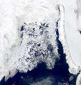 Barents Sea Ice - selected image