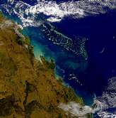 Southern End of Great Barrier Reef - selected image