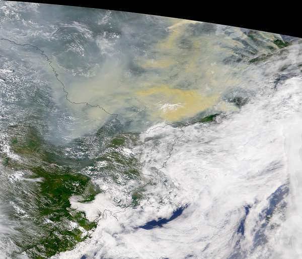 Eastern Russia Burning - related image preview